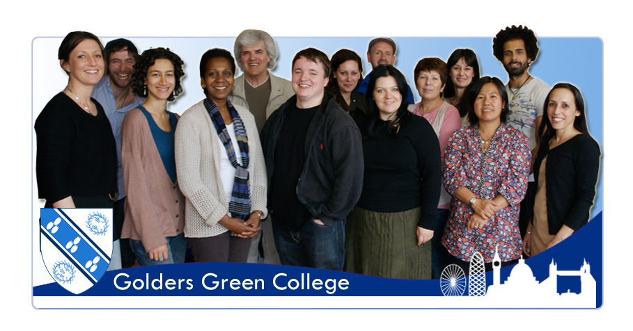 Teacher Training Staff Golders Green College